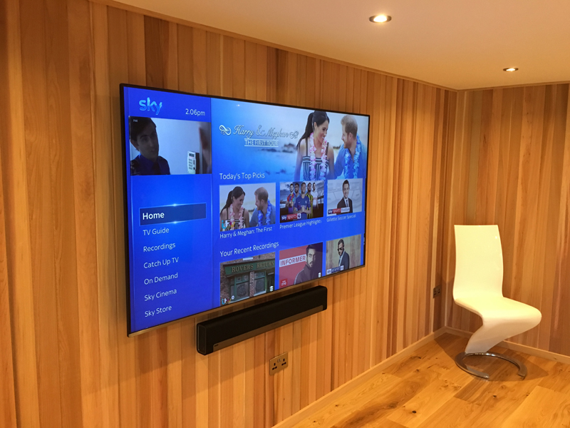 Multi-Room TV Install