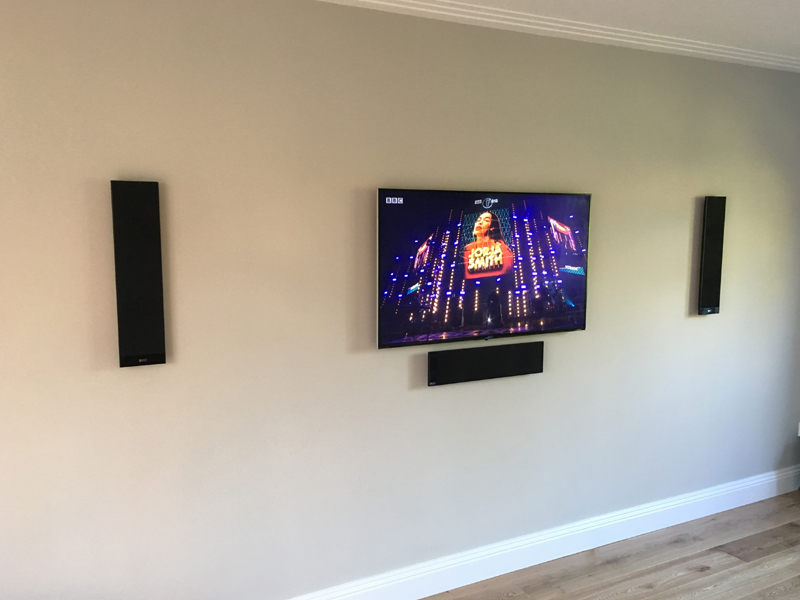 TV and Audio Install